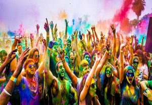 Festival of colours Holi being celebrated across the country with traditional fervour, gaiety