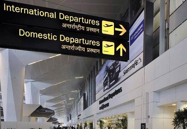 COVID-19: IGI airport bars all international flights for one week from Mar 22