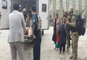 27 civilians killed, 8 wounded in terror attack on a Gurudwara in Kabul; all 4 terrorists killed