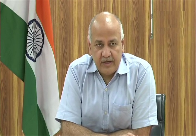 Nursery to Class 8 students will be promoted directly to the next standard, under Right to Education: Manish Sisodia