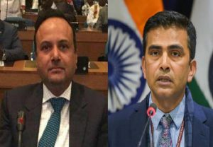 Anurag Srivastava to replace Raveesh Kumar as MEA spokesperson