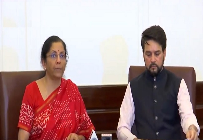 Last date for Income Tax return for financial year 2018-19 is June 30: Nirmala Sitharaman