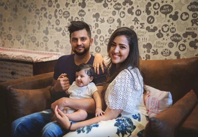 Stay at home to combat COVID-19: Suresh Raina