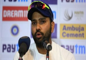 Be smart and proactive to combat COVID-19: Rohit Sharma