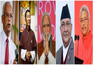 4 SAARC nations promise support to Modi's proposal of joint strategy to combat coronavirus