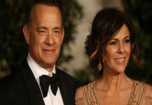 Tom Hanks, Rita Wilson test positive for coronavirus in Australia