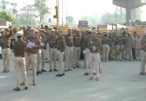 Security increased, Section 144 imposed in Shaheen Bagh