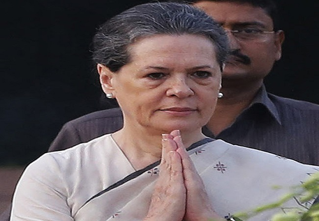 Sonia writes to PM Modi, seeks emergency welfare measures for construction workers