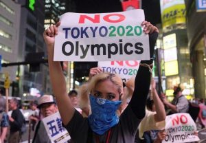 2020 Tokyo Olympics postponed by a year due to coronavirus pandemic