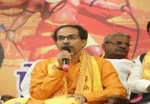 Uddhav Thackeray announces Rs 1 crore for construction of Ram Temple from his trust