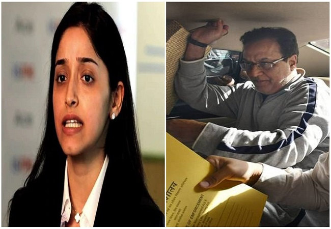 Yes Bank founder Rana Kapoor's daughter stopped from leaving country at Mumbai Airport