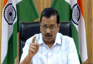 Arvind Kejriwal complains of fever, sore throat; to be tested for COVID-19