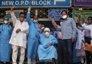India reaches another peak of highest single-day recoveries at over 77%, says Health Ministry