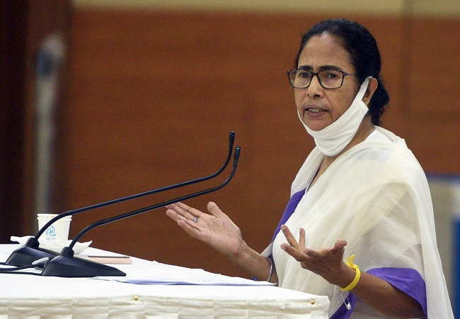 Mamata Banerjee asks Centre to provide reasons for deployment of IMCTs