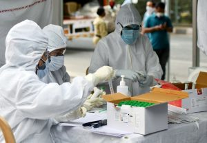 Singapore-based University predicts Covid-19 may vanish from India by May 21