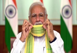 Masks will now become symbol of civilised society: PM Narendra Modi