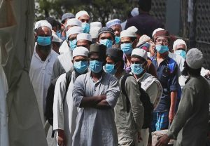 Tablighi Jamaat members spitted everywhere, misbehaved : Dean , GSVM Medical College Kanpur