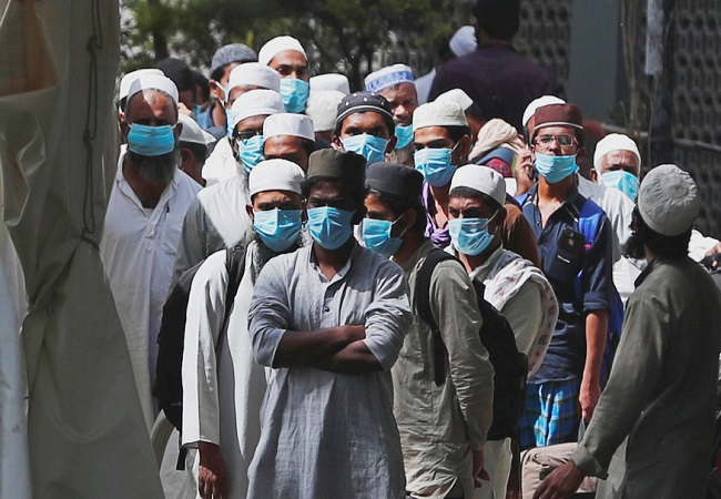 647 positive COVID-19 cases linked to Tablighi Jamaat congregation: Health Ministry