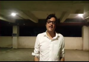 Two arrested, FIR registered for attack on Arnab Goswami, wife