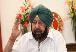 CM Amarinder Singh announces, 'will take first shot of Covid-19 vaccine in Punjab'