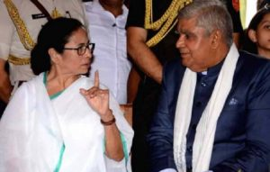 """I am an elected CM, you are nominated,"" writes Mamata in strongly worded letter to Governor"