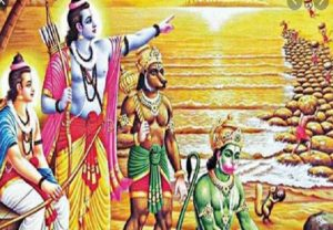 Quantum Ramayana and the Yoga Vasishta at the time of COVID 19