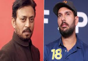 'I know the journey and the pain': Yuvraj Singh condoles demise of Irrfan Khan
