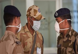 ICICI Bank donates 16000 masks, 1000 gloves to CISF personnel deployed at metro stations in Delhi