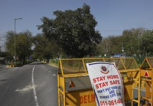 COVID-19: Delhi-Sonipat border sealed till May 3