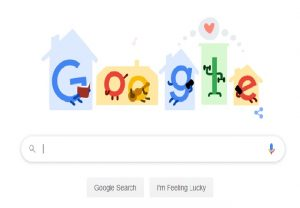 Stay Home, Save Lives: Google Doodle lists measures to prevent coronavirus