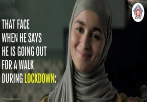 Mumbai Police shares 'Gully Boy' poster urging people to stay at home