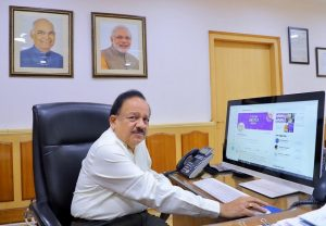 Dr Harsh Vardhan launches 'COVID India Seva', an interactive platform for citizen engagement on COVID-19