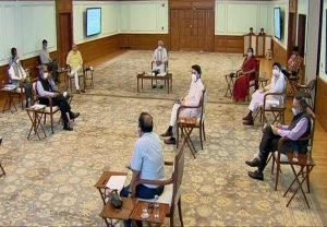 PM Modi holds a comprehensive meeting to discuss strategies on boosting investment in India