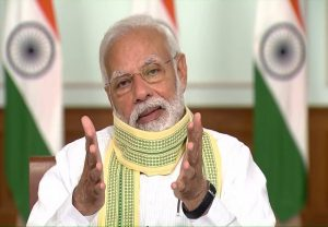 'Saavdhani hati, durghatna ghati': PM urges people to continue with COVID-19 precautions