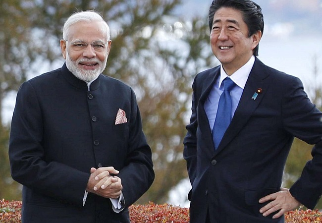 Had 'fruitful discussion' with Japanese PM Abe on COVID-19: Modi