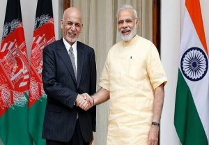 Afghan President thanks PM Modi for medical supplies to fight COVID-19