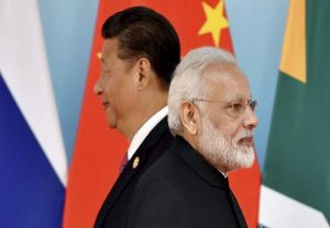 Senior Indian and Chinese military commanders in talks to defuse situation at LAC