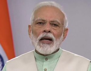 PM Modi's message to the nation