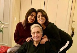 'End of an era': Priyanka Chopra condoles Rishi Kapoor's demise