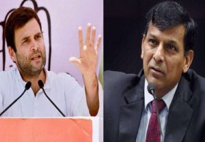 """We need Rs 65,000 crore to help the poor amid coronavirus crisis,"" former RBI chief Raghuram Rajan to Rahul Gandhi 