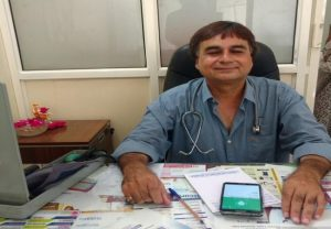 Doctor who tested positive for coronavirus dies in Indore