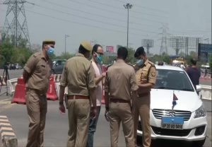 Entry into Faridabad district banned till May 3; some exceptions permitted