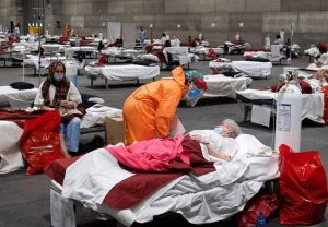 Spain registers 932 death in single day, toll rises to 10,935
