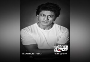 SRK to be part of 'One World Together At Home' event to support healthcare workers