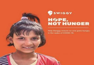 Swiggy launches the 'Hope, Not Hunger' initiative to feed the needy