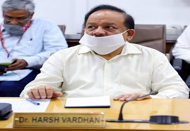 At 3.2%, India's COVID-19 mortality rate lowest in world, over 10,000 patients discharged: Harsh Vardhan