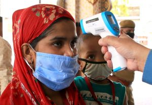 COVID-19 curve in India is relatively flat as of now, says health ministry