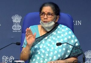 Economic Package: Nirmala Sitharaman to address press conference at 4 pm