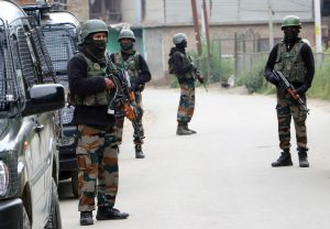 J-K: Top LeT terror associate, 3 over ground workers held