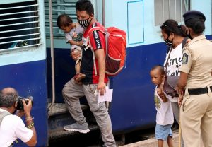Over 35 lakh migrants have used more than 2,600 Shramik Special trains: MHA